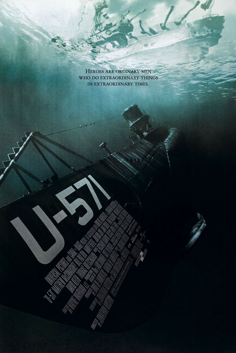 Image U-571 Watch Full Movie Free Online