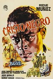Cristo negro Poster