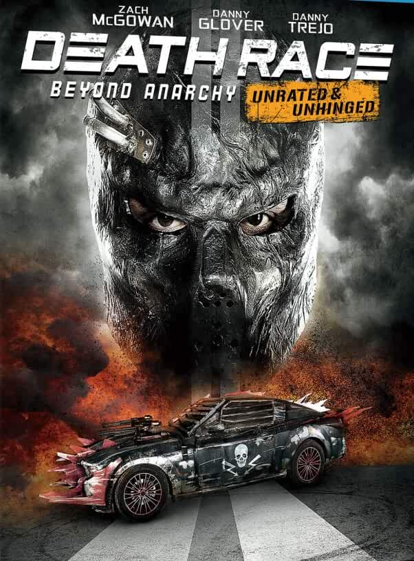 Death Race 4 Beyond Anarchy 2018 English 480p HDRip 300MB