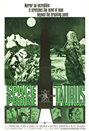 Space Probe Taurus(1965) Poster - Movie Forum, Cast, Reviews