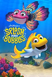 Splash and Bubbles Poster