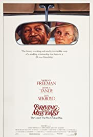 Driving Miss Daisy (1989) Poster - Movie Forum, Cast, Reviews