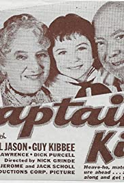 The Captain's Kid Poster