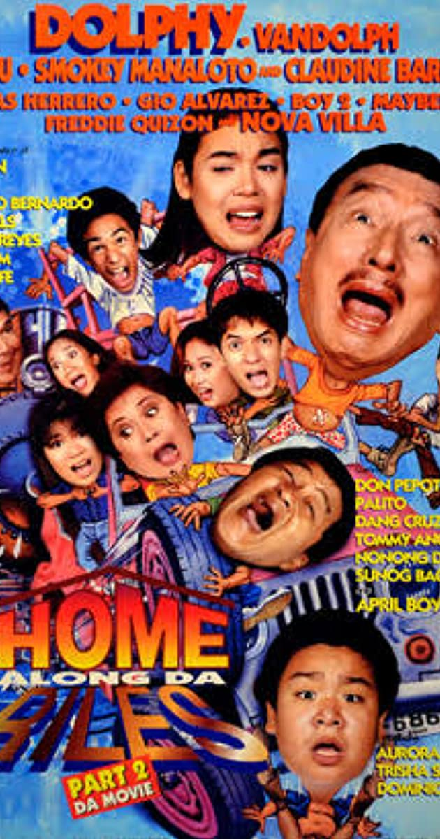 Home Along da Riles 2 (1997)