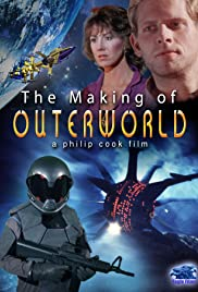 Making of 'Outerworld' Poster