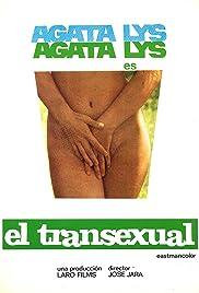 El transexual Poster