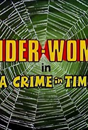 A Crime in Time Poster
