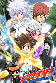 Katei Kyoshi Hitman Reborn! Poster - TV Show Forum, Cast, Reviews