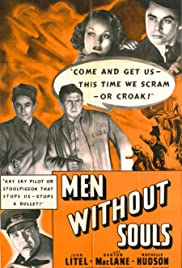 Men Without Souls Poster