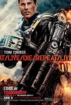 Tom Cruise in Edge of Tomorrow (2014)