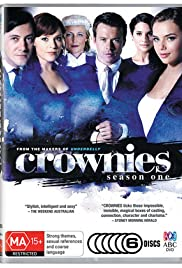 Crownies Poster