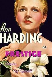 Prestige(1932) Poster - Movie Forum, Cast, Reviews
