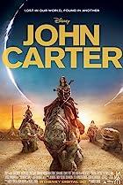 John Carter (2012) Poster