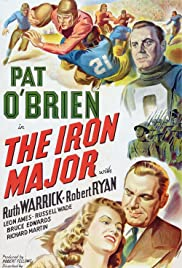 The Iron Major (1943) Poster - Movie Forum, Cast, Reviews