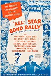 The All-Star Bond Rally Poster