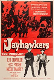 The Jayhawkers! (1959) Poster - Movie Forum, Cast, Reviews