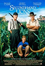 Primary image for Secondhand Lions
