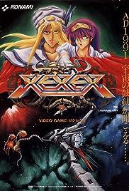 Xexex Poster