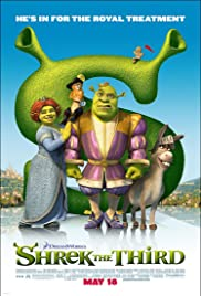 Shrek the Third Poster