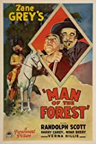Man of the Forest (1933) Poster