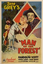 Man of the Forest (1933) Poster - Movie Forum, Cast, Reviews