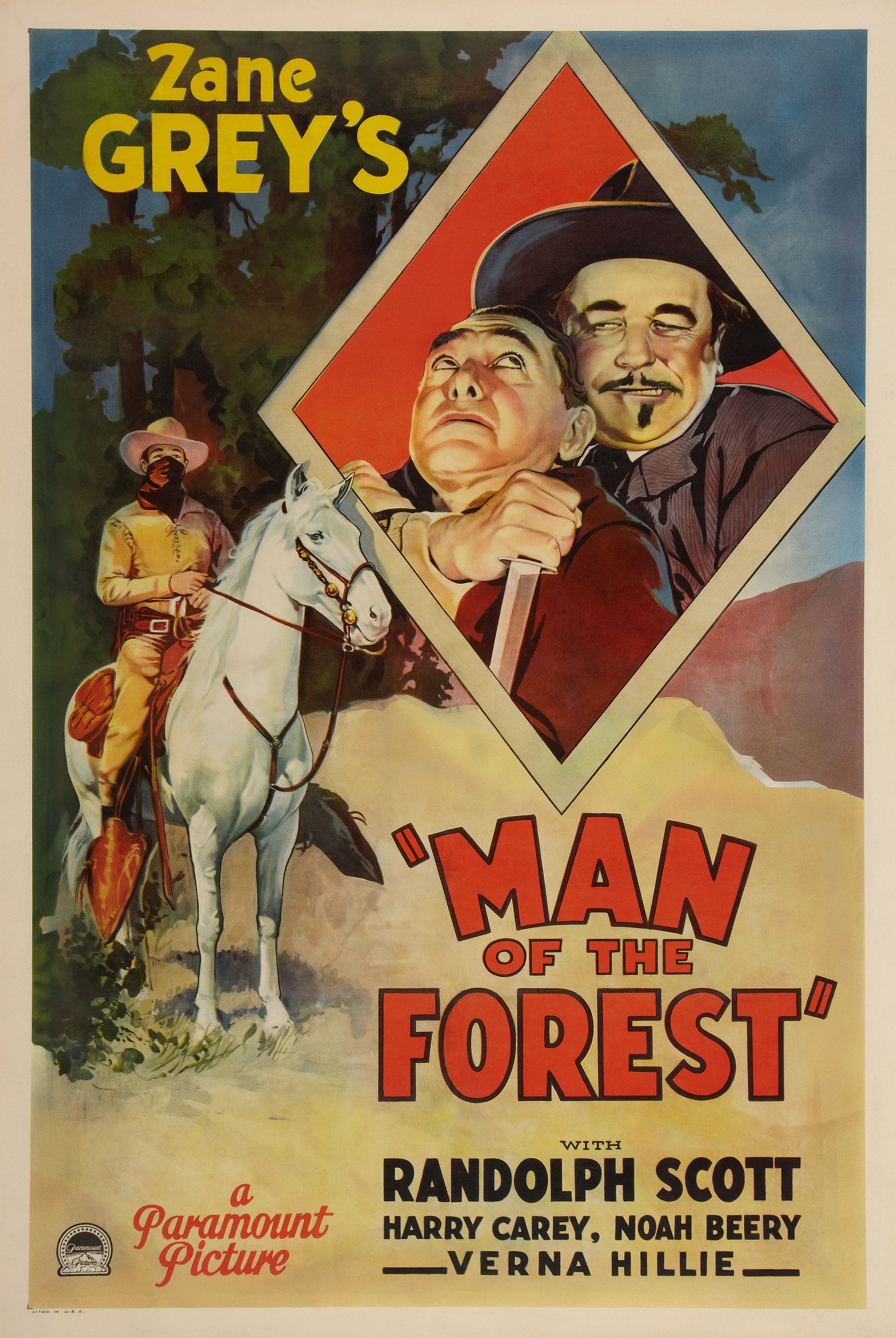image Man of the Forest Watch Full Movie Free Online