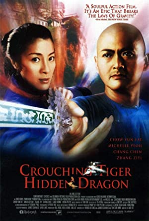 Watch Crouching Tiger, Hidden Dragon 2000 HD 720P Kopmovie21.online