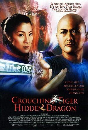 Crouching Tiger, Hidden Dragon พยัคฆ์ระห่ำ มังกรผยองโลก