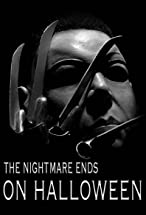 Primary image for The Nightmare Ends on Halloween