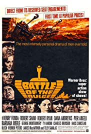 Battle of the Bulge (1965) Poster - Movie Forum, Cast, Reviews