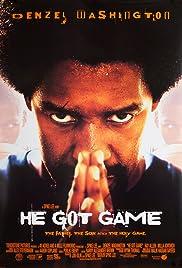 He Got Game(1998) Poster - Movie Forum, Cast, Reviews