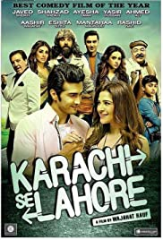 Karachi se Lahore (2015) Poster - Movie Forum, Cast, Reviews