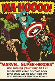 The Marvel Super Heroes Poster