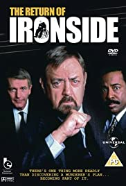 The Return of Ironside (1993) Poster - Movie Forum, Cast, Reviews