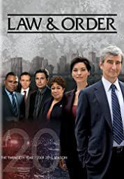 Law & Order - Season 8 poster