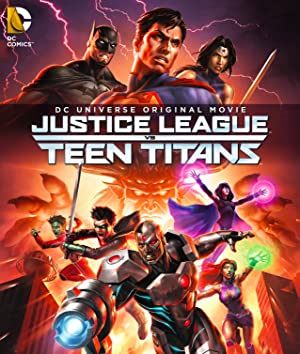 Justice League vs. Teen Titans (2016) Download on Vidmate