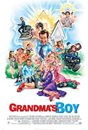 Grandma's Boy (2006) Poster - Movie Forum, Cast, Reviews