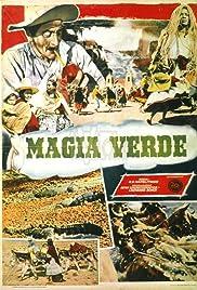 Green Magic Poster