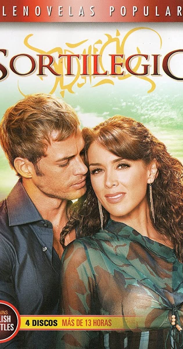 who stars in the mexican telenovela quotsortilegio