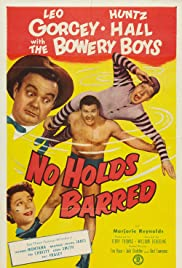 No Holds Barred (1952) Poster - Movie Forum, Cast, Reviews