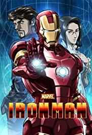 Iron Man Poster - TV Show Forum, Cast, Reviews
