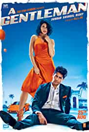A Gentleman 2017 Hindi 1080p 4.4GB BluRay DTS MKV