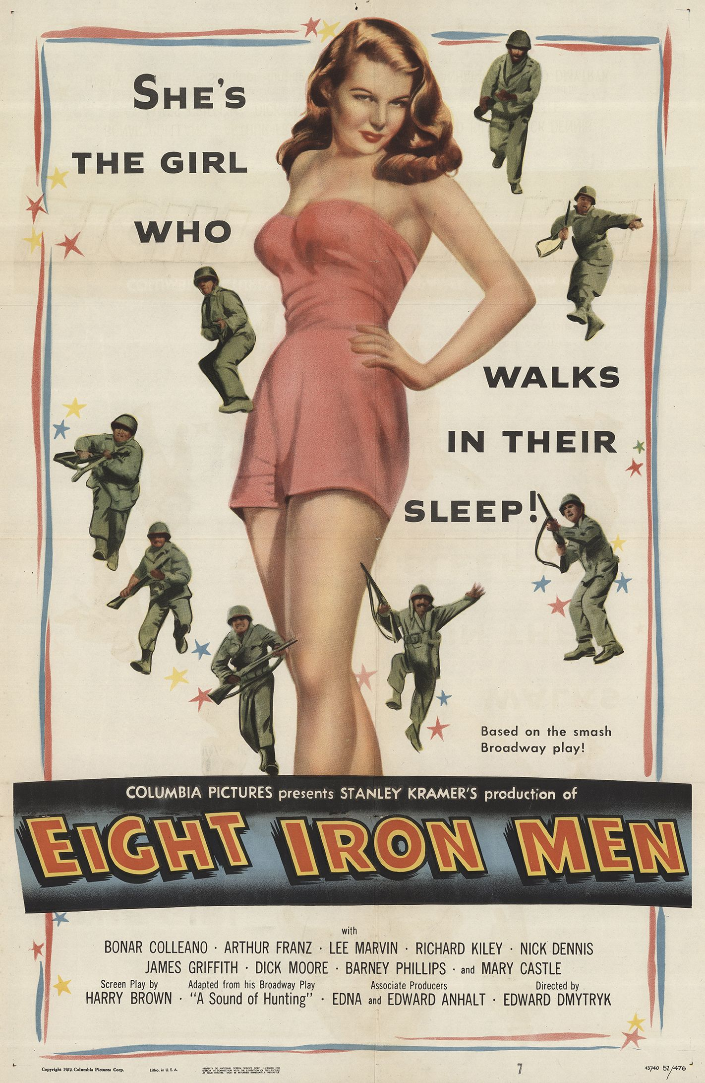 image Eight Iron Men Watch Full Movie Free Online