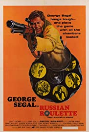 Russian Roulette (1975) Poster - Movie Forum, Cast, Reviews