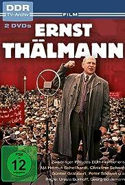 Ernst Thälmann Poster