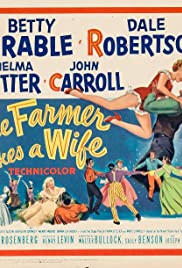 The Farmer Takes a Wife Poster