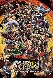 Super Street Fighter IV Poster