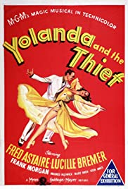 Yolanda and the Thief (1945) Poster - Movie Forum, Cast, Reviews