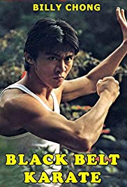 Karate sabuk hitam Poster