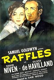 Raffles(1939) Poster - Movie Forum, Cast, Reviews